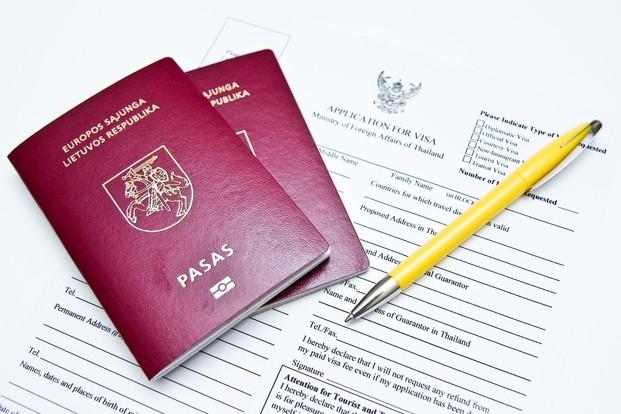 pasų poskyris